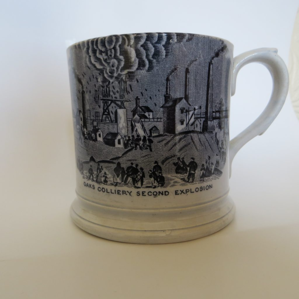 Oaks Commemorative Cup 'Oaks Colliery Second Explosion'